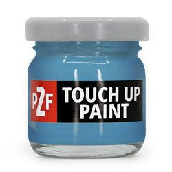 KIA Caribbean Blue AUB Touch Up Paint   Caribbean Blue Scratch Repair   AUB Paint Repair Kit