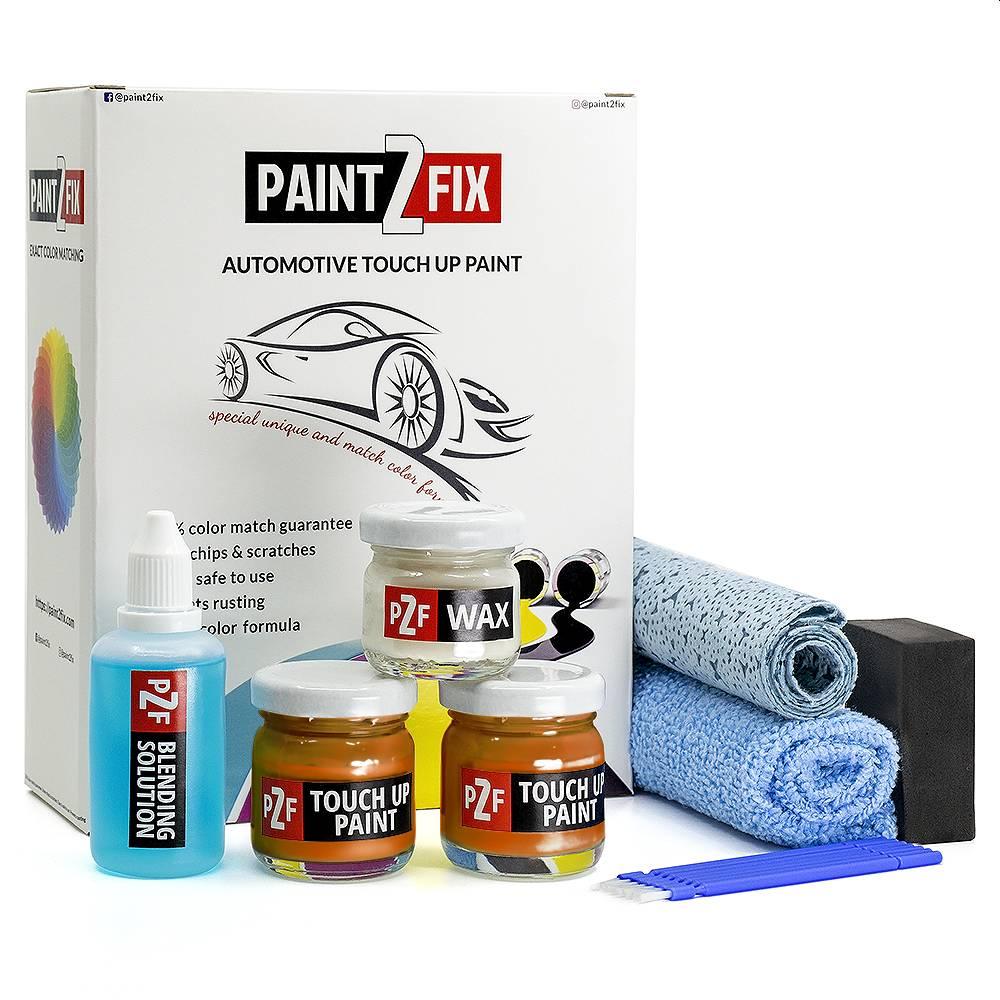 Lotus Chrome Orange B25 Touch Up Paint / Scratch Repair / Stone Chip Repair Kit