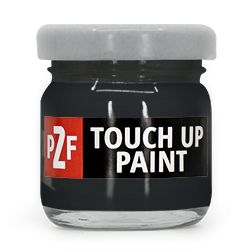 Mazda Black 16W Touch Up Paint | Black Scratch Repair | 16W Paint Repair Kit