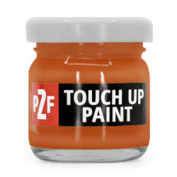 Renault Orange Valencia EQB Touch Up Paint | Orange Valencia Scratch Repair | EQB Paint Repair Kit