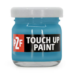 Renault Bleu Topaze RRC Touch Up Paint | Bleu Topaze Scratch Repair | RRC Paint Repair Kit